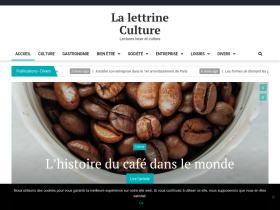 lalettrineculture.fr