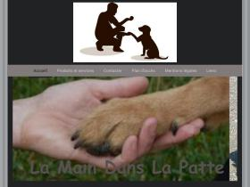 lamaindanslapatte.fr
