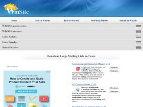 large-mailing-lists.winsite.com