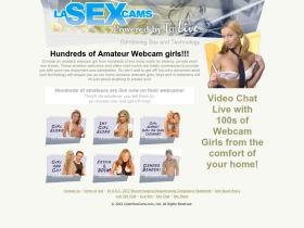 lasexcams.cybersexcams.com