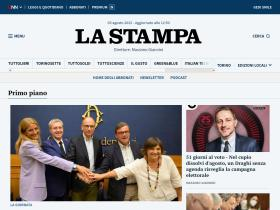 Lastampa.it Analytics Stats