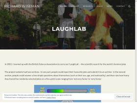 laughlab.co.uk