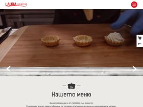 lauracatering.com