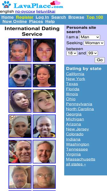 Lavaplace online dating