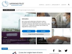 lavorosalute.it