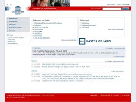 law.ugent.be