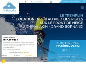 le-tremplin-location-ski.fr