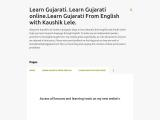 learn-gujarati-from-english.blogspot.com