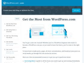 learn.wordpress.com