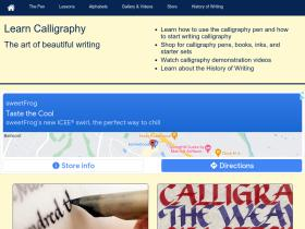 learncalligraphy.co.uk