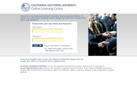 learners.calsouthern.edu