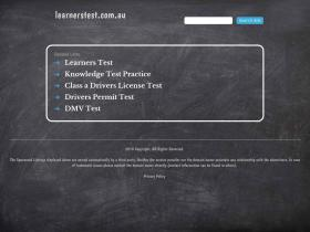 learnerstest.com.au