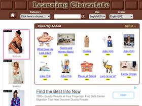 Learningchocolate