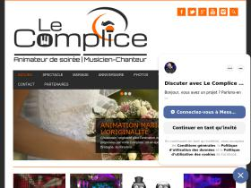 lecomplice.fr
