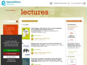 lectures.revues.org