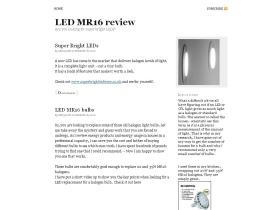 ledmr16review.co.uk