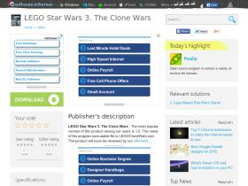 lego-star-wars-3-the-clone-wars1.software.informer.com