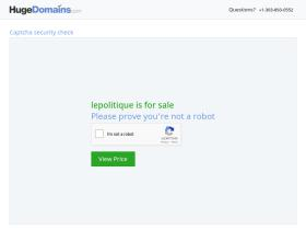 lepolitique.com