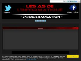 lesasdelinformatique.xooit.fr