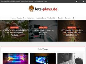 lets-plays.de