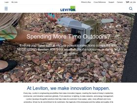 Leviton.com Analytics - Market Share Stats & Traffic Ranking