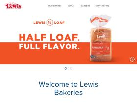 lewisbakeries.net