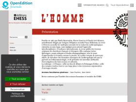 lhomme.revues.org