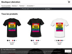liberation.spreadshirt.fr