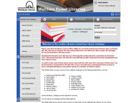 libsonline.walthamforest.gov.uk