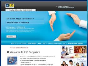 licbangalore.in