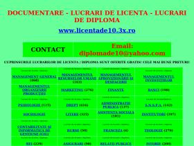 licentade10.3x.ro