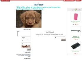 lifeform.weblog.ro