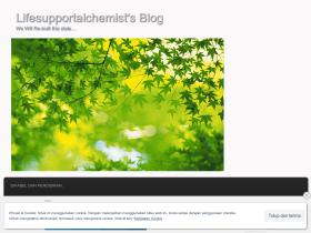 lifesupportalchemist.wordpress.com