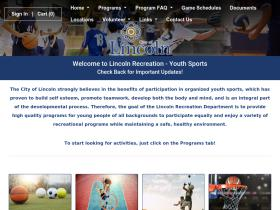 lincolnyouthsports.com