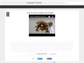 linguistcenter.blogspot.com