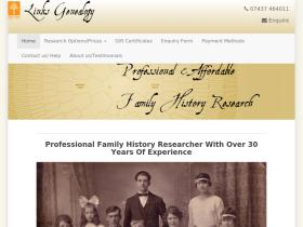 linksgenealogy.co.uk