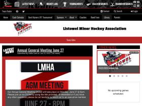 listowelminorhockey.ca