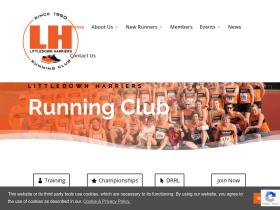 littledownharriers.co.uk