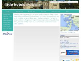 littlehotelsoffrance.co.uk