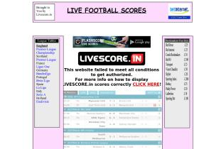 live-football-scores.org.uk