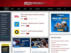livestreaming.cz