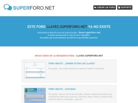 llaves.superforo.net