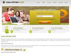 loanswithbadcredit.org.uk