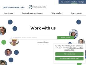 localgovernmentjobs.ie