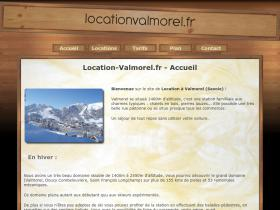 locationvalmorel.fr