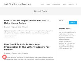 locksleybedandbreakfast.co.uk