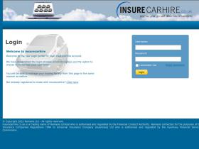 login.insurecarhire.co.uk