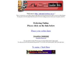 login.loudons.on.ca