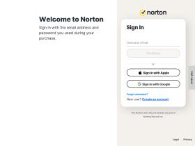 login.norton.com