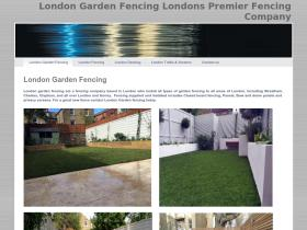 londongardenfencing.co.uk